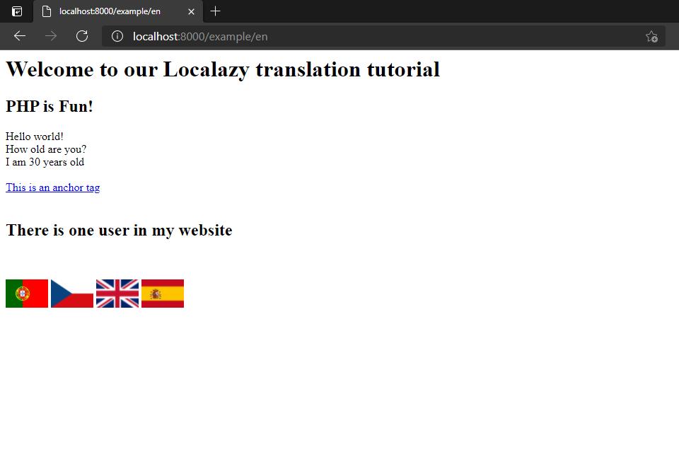 Browser Singular