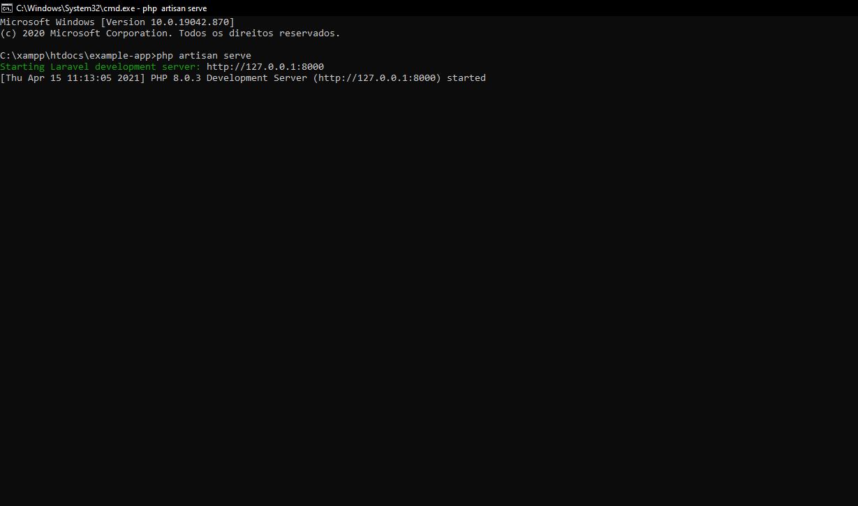 Laravel_Server