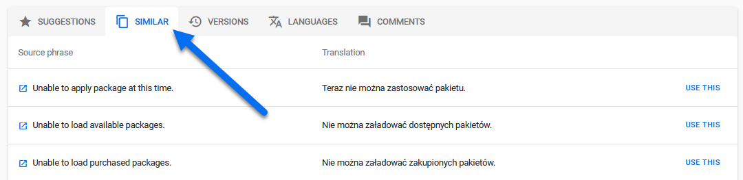 Localazy Translator Dashboard